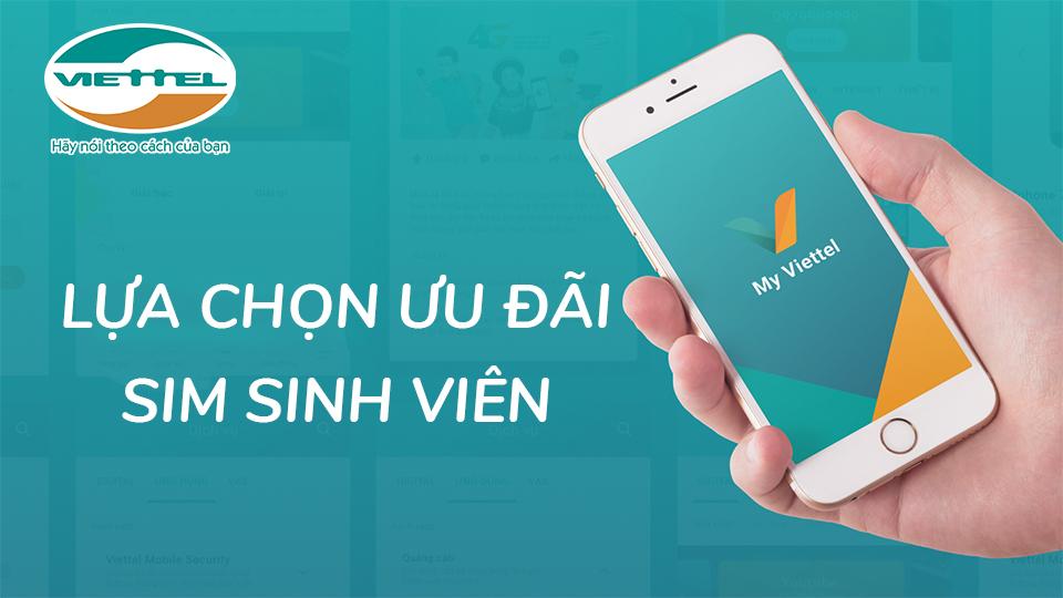 Cách đăng ký 4G Viettel cho sim sinh viên đơn giản nhất
