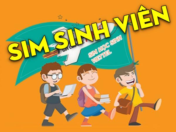 Hướng dẫn đăng ký sim sinh viên của Viettel