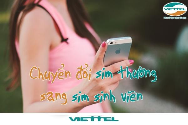 Hướng dẫn cách đăng ký sim sinh viên Viettel | 3G Viettel ...